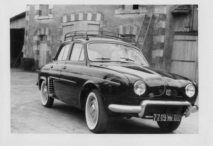 1956 Renault Dauphine 2