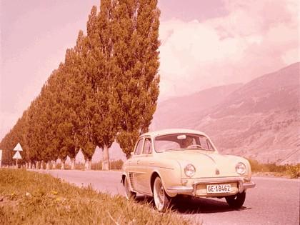 1956 Renault Dauphine 4