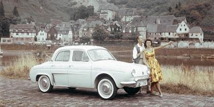 1956 Renault Dauphine 5