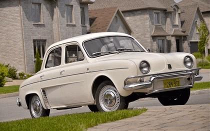 1956 Renault Dauphine 6