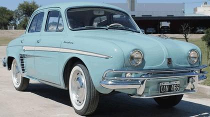 1956 Renault Dauphine 8