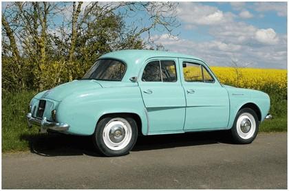 1956 Renault Dauphine 9