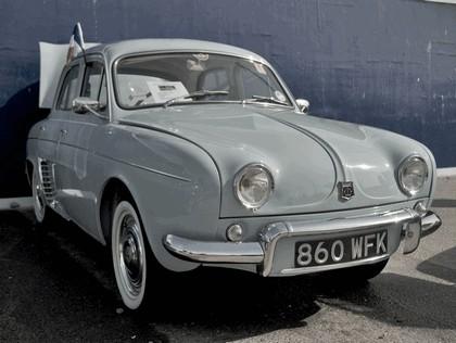 1956 Renault Dauphine 11