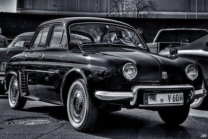 1956 Renault Dauphine 12