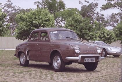 1956 Renault Dauphine 13