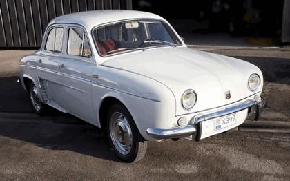 1956 Renault Dauphine 14