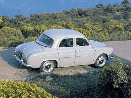 1956 Renault Dauphine 15