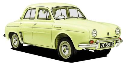 1956 Renault Dauphine 17