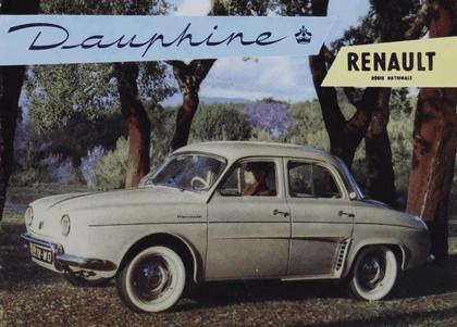 1956 Renault Dauphine 18