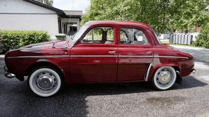 1956 Renault Dauphine 19