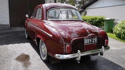 1956 Renault Dauphine 20