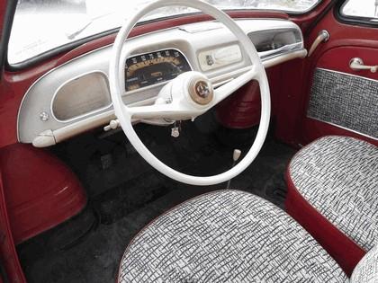 1956 Renault Dauphine 21