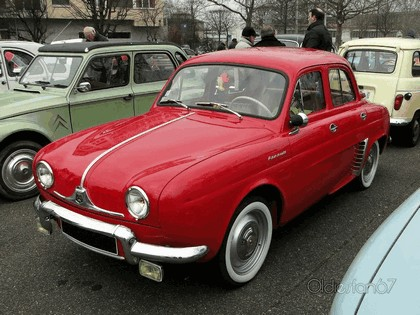 1956 Renault Dauphine 22