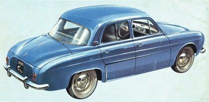 1956 Renault Dauphine 24