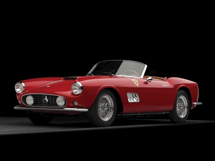 1959 Ferrari 250 GT LWB California spider 1