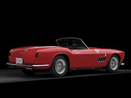 1959 Ferrari 250 GT LWB California spider 2
