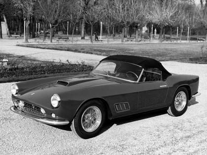 1959 Ferrari 250 GT LWB California spider 3