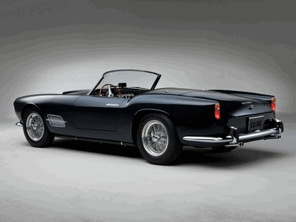 1959 Ferrari 250 GT LWB California spider 12