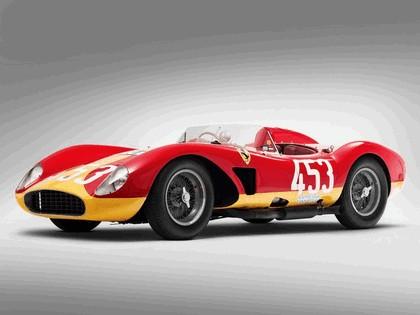 1957 Ferrari 500 TRC spider 4