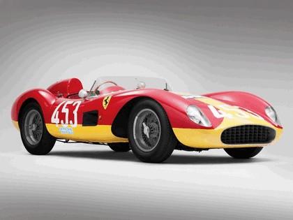 1957 Ferrari 500 TRC spider 5