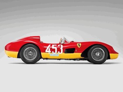 1957 Ferrari 500 TRC spider 6