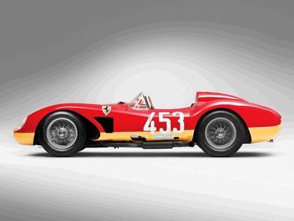 1957 Ferrari 500 TRC spider 7
