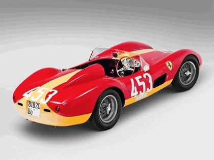 1957 Ferrari 500 TRC spider 8
