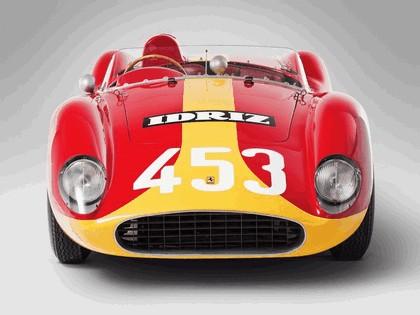 1957 Ferrari 500 TRC spider 10