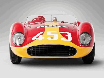 1957 Ferrari 500 TRC spider 11