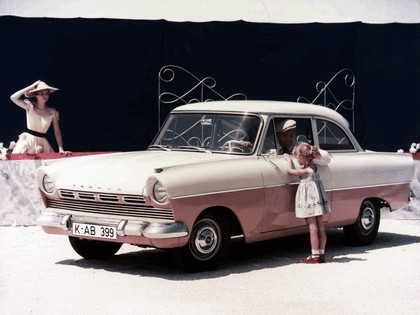 1957 Ford Taunus 17M ( P2 ) 1