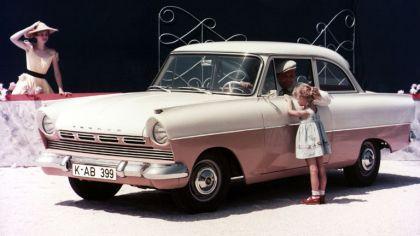 1957 Ford Taunus 17M ( P2 ) 8