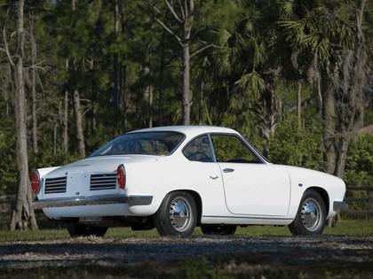 1959 Fiat 850 Abarth Allemano coupé Scorpione 3