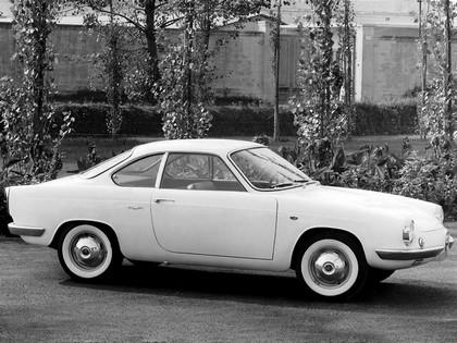 1959 Fiat 850 Abarth Allemano coupé Scorpione 4