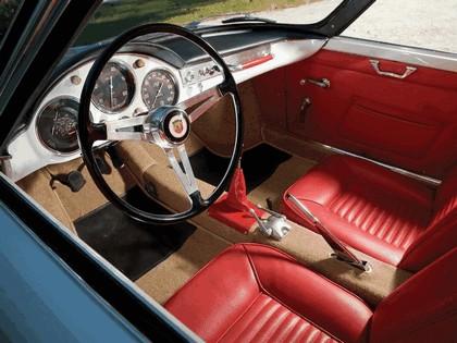 1959 Fiat 850 Abarth Allemano coupé Scorpione 5