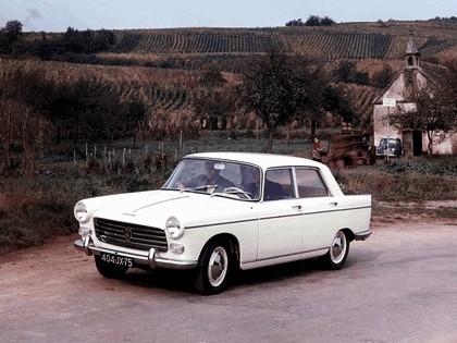 1960 Peugeot 404 3