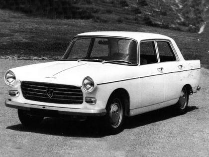1960 Peugeot 404 4