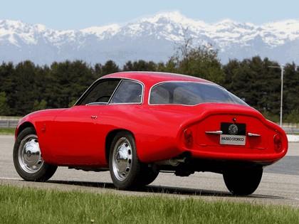 1961 Alfa Romeo Giulietta SZ Sprint Zagato Coda Tronca 4
