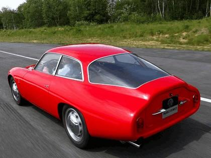 1961 Alfa Romeo Giulietta SZ Sprint Zagato Coda Tronca 10