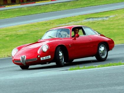 1961 Alfa Romeo Giulietta SZ Sprint Zagato Coda Tronca 11