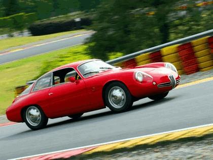 1961 Alfa Romeo Giulietta SZ Sprint Zagato Coda Tronca 12