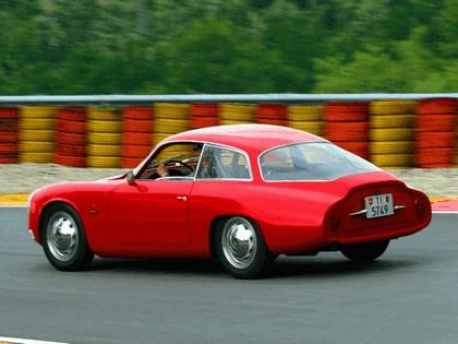 1961 Alfa Romeo Giulietta SZ Sprint Zagato Coda Tronca 13