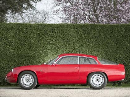 1961 Alfa Romeo Giulietta SZ Sprint Zagato Coda Tronca 15