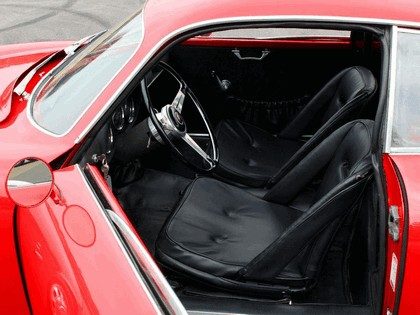 1961 Alfa Romeo Giulietta SZ Sprint Zagato Coda Tronca 17
