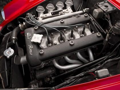 1961 Alfa Romeo Giulietta SZ Sprint Zagato Coda Tronca 20
