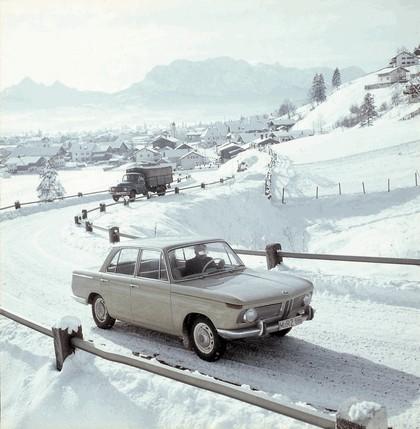 1962 BMW 1500 ( E115 ) 4
