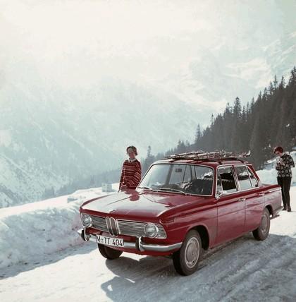1962 BMW 1500 ( E115 ) 5