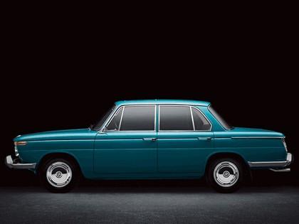 1962 BMW 1500 ( E115 ) 7