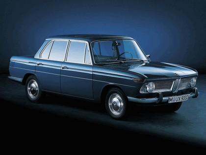 1962 BMW 1500 ( E115 ) 10