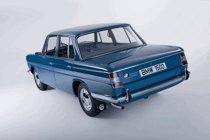 1962 BMW 1500 ( E115 ) 13