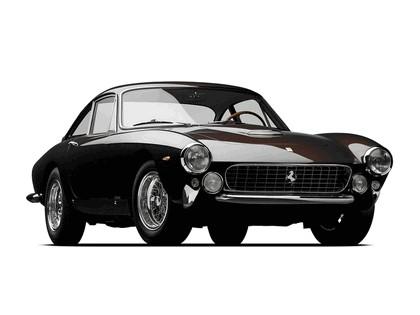 1962 Ferrari 250 GT Lusso Berlinetta by Pininfarina 1
